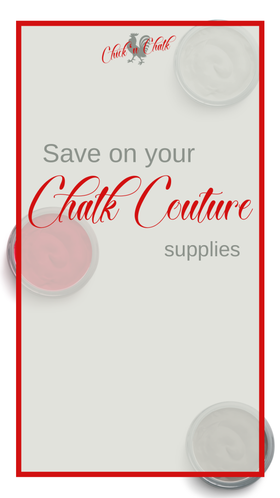 Save money on Chalk Couture