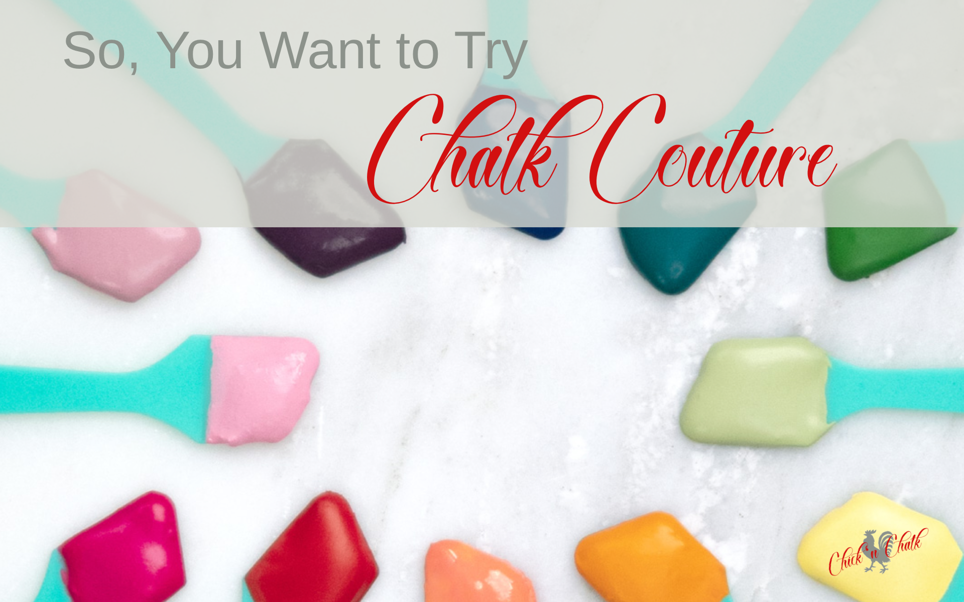 Try Chalk Couture