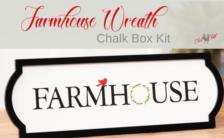 Chalk Couture Chalk Box kit