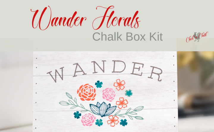 Chalk Box from chalk couture