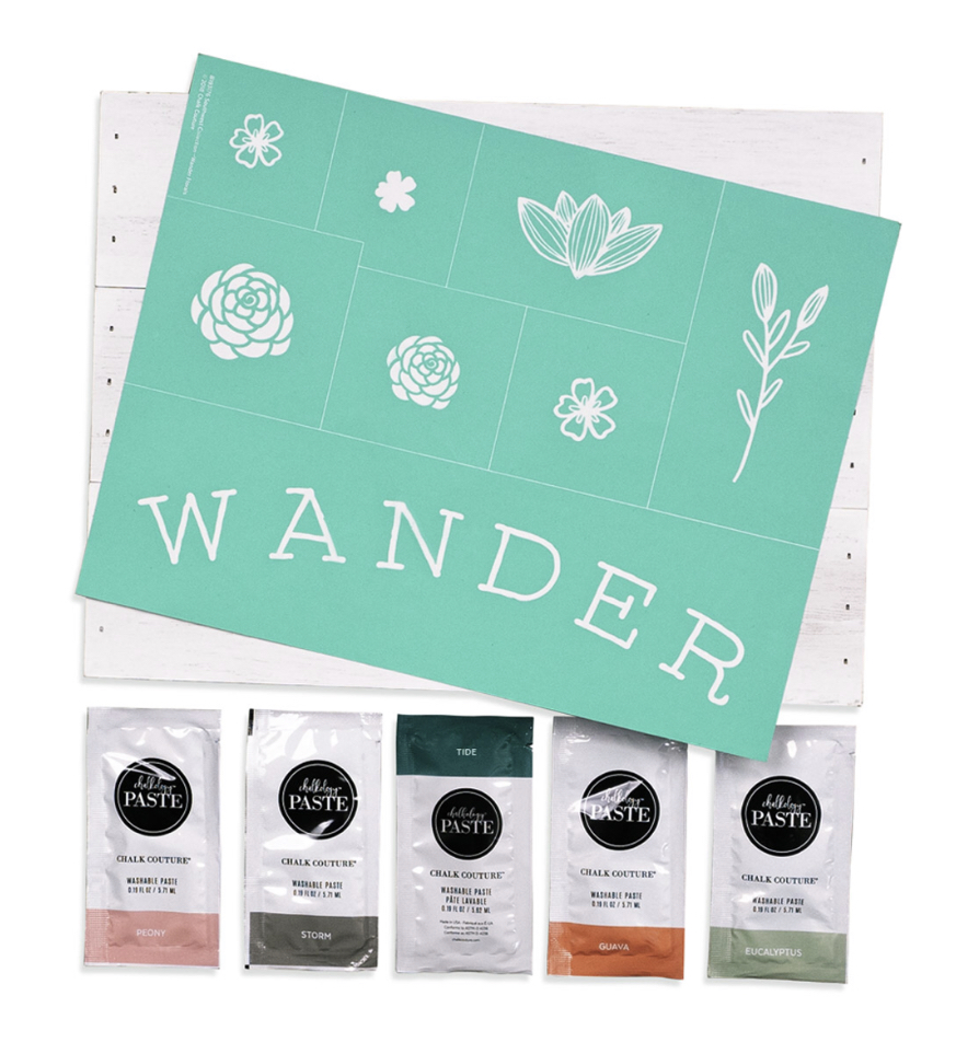The Amazing 2019 Chalk Couture Chalk Box Kits Have Arrived! 2