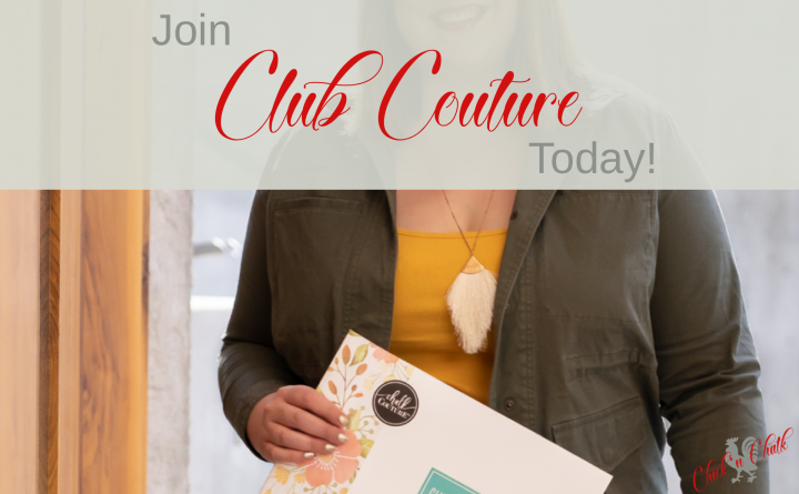 Chalk Couture Club Couture