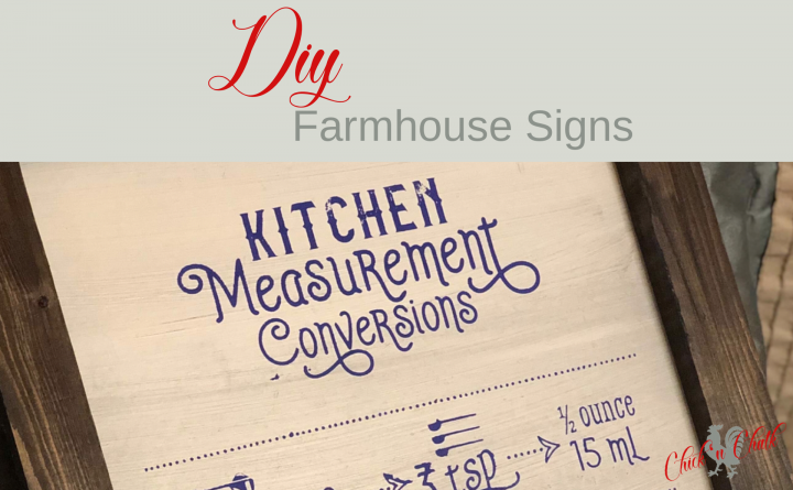 Build a Farmhouse sign