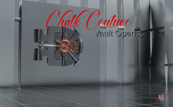 Retired Chalk Couture Transfers Vault Release 2020 3