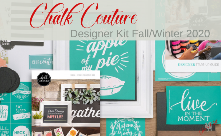 Chalk Couture Designer Kit