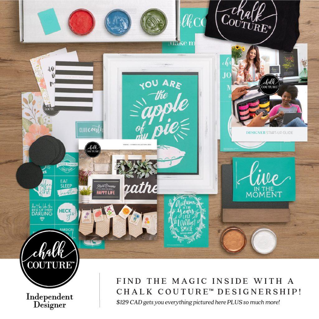 Chalk Couture Designer Kit For Fall & Winter 2020 1