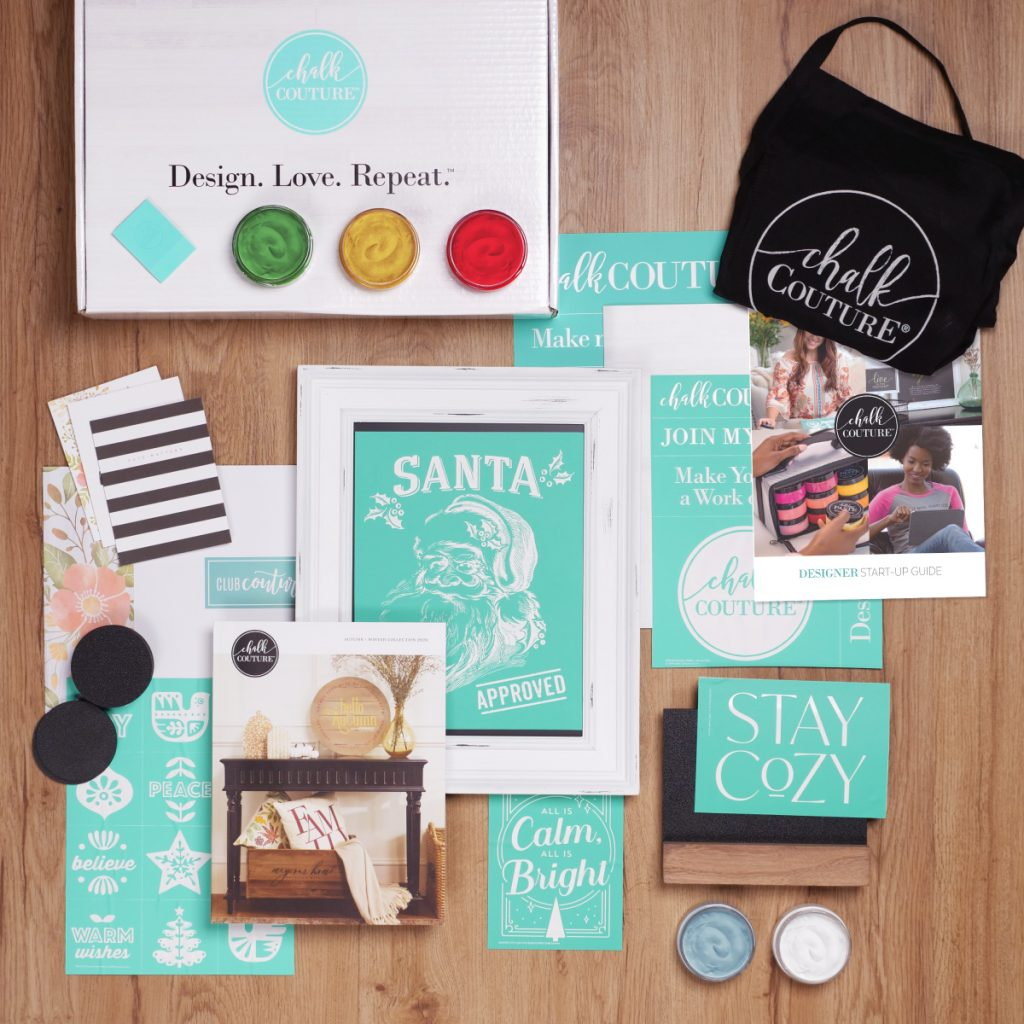 Chalk couture designer kit winter 2020